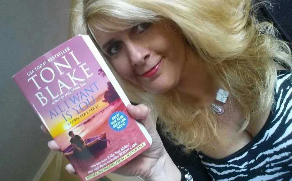 First Guest Author! Toni Blake