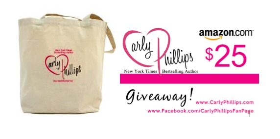 Carly's Fun Friday Giveaway