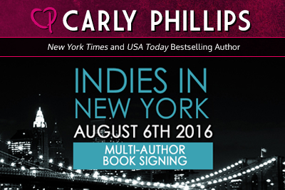 Indies In NY 2016 Book Signing