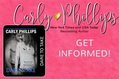 Get Informed when DARE TO TAKE is available Everywhere!