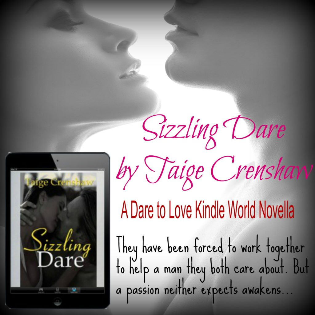 Sizzling Dare by Taige Crenshaw