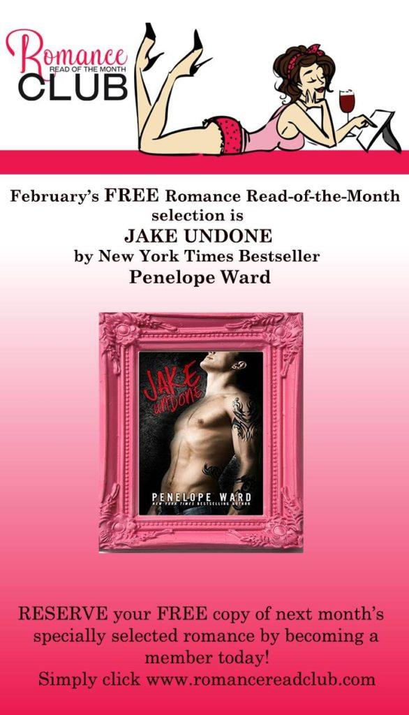 February's Romance Club – Penelope Ward