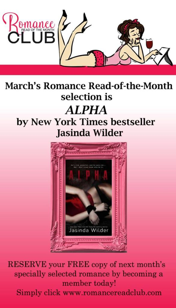 March Romance Read Club