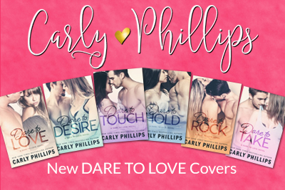 NEW DARE TO LOVE SERIES COVERS