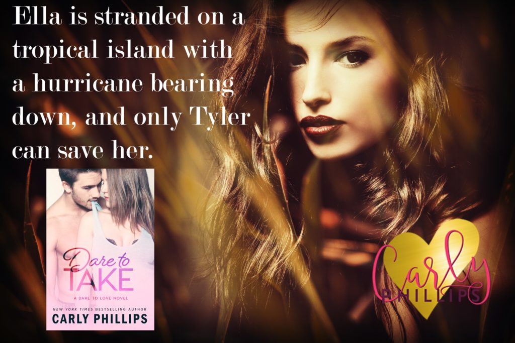 #TeaserTuesday Dare to Take