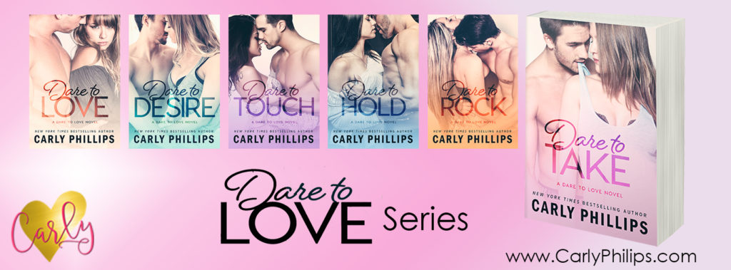 Dare to Love – New Covers!