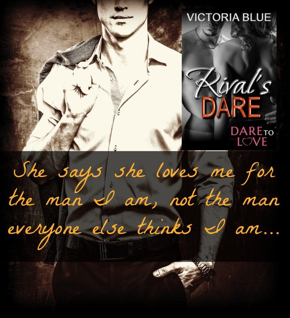 Rival's Dare by Victoria Blue