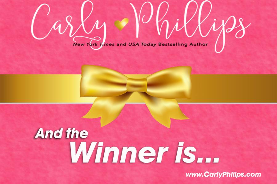 Winner of 2 Signed Books!