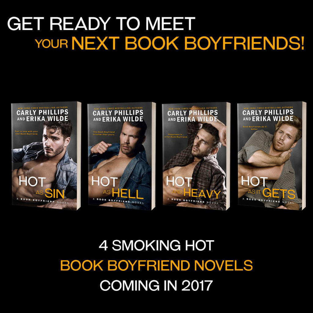 THE BOOK BOYFRIEND SERIES