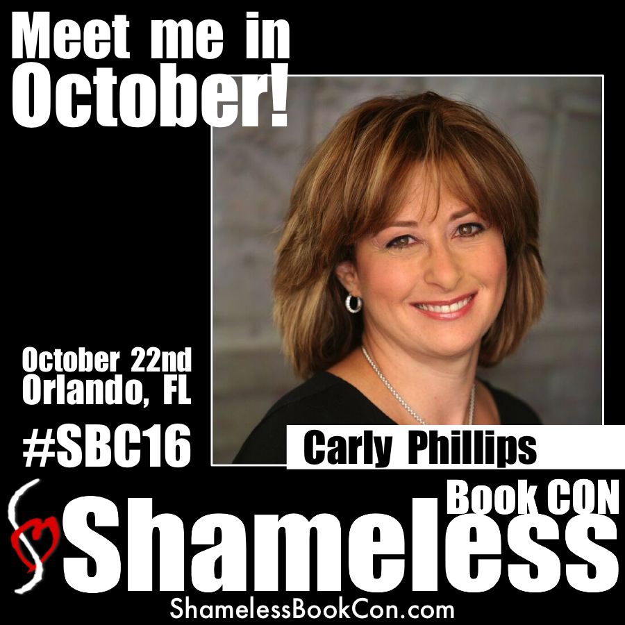 Shameless Book Con – #SBC16 in Orlando!