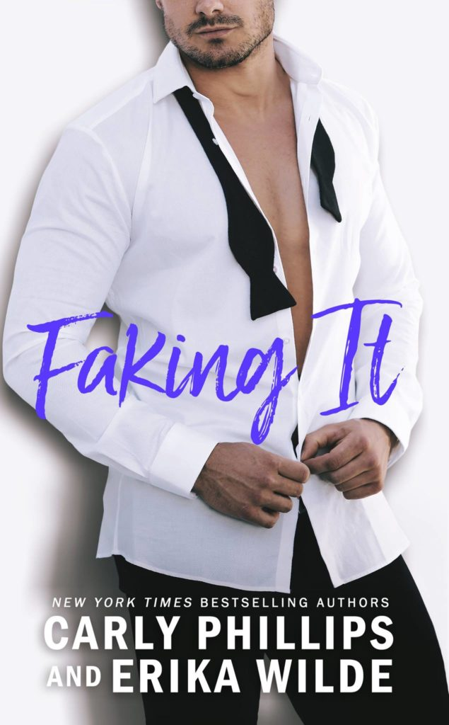 FAKING IT Cover Reveal!