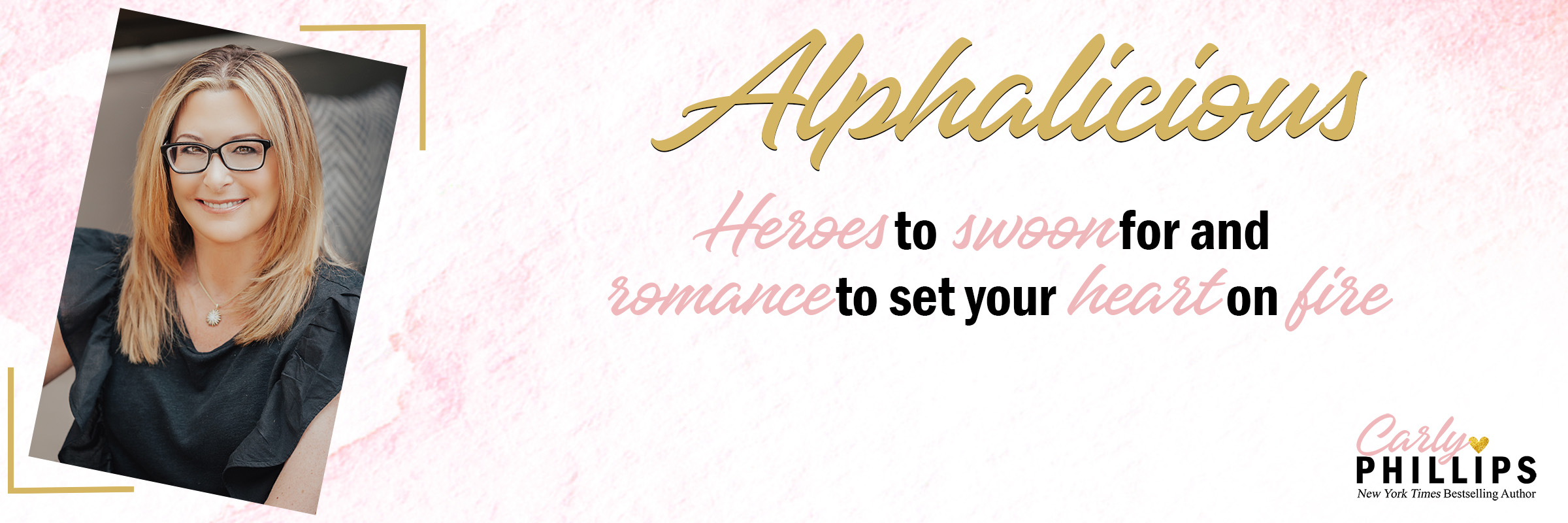 Alphalicious Books by Carly Phillips